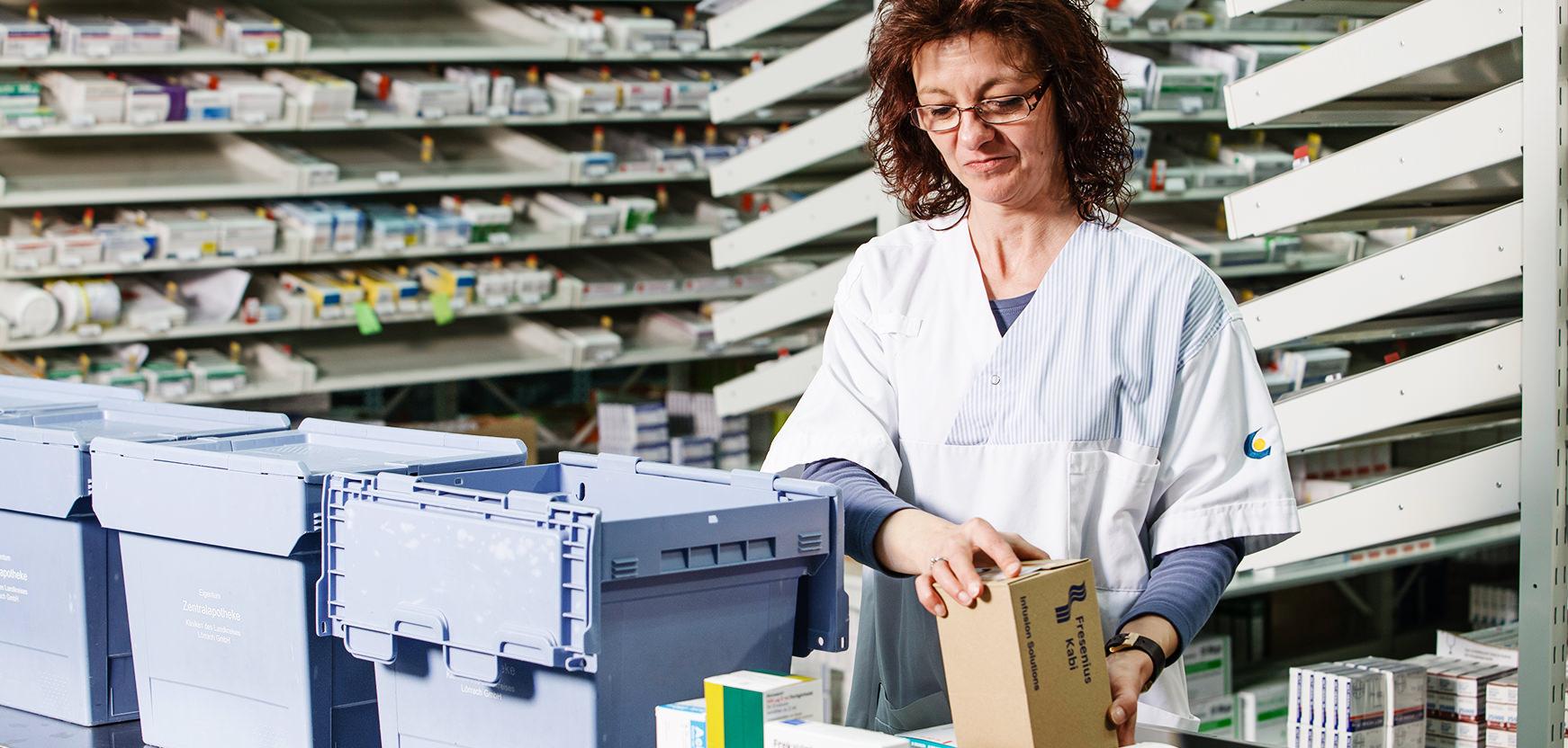 Medizinisch technische Berufe in den Kliniken des Landkreises Lörrach